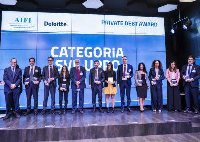 Candidati alla categoria Sviluppo