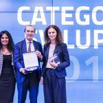 Premiazione Anthilia categoria Sviluppo